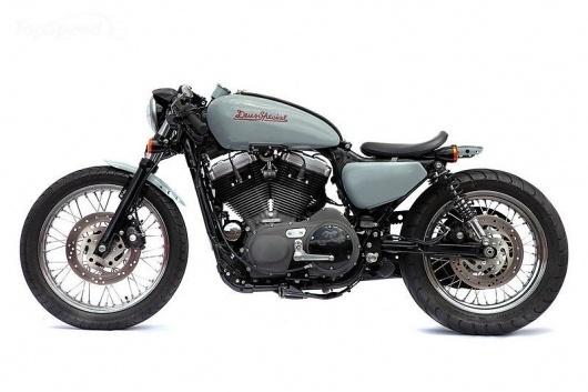 Harley-Davidson Nightster café racer by Deus picture: 334225 - Top Speed #autrailia #nightster #caf #harley #tuner #deus #bike #custom #davidson #special