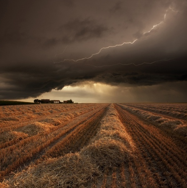Harvest Time by Franz Schumacher #nature #photography #landscape