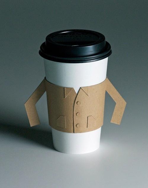 tumblr_lzwsleka7i1qz4s3wo1_500 #packaging #sleeve #coffee