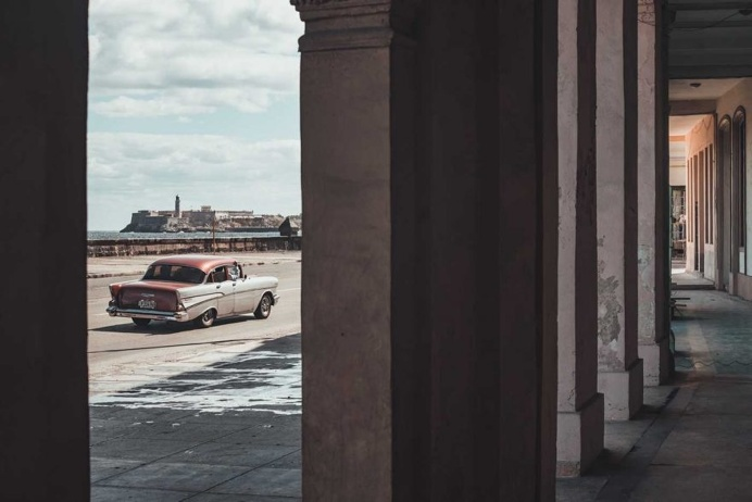 Cinematic Cuba: Stunning Street Photography by Stijn Hoekstra