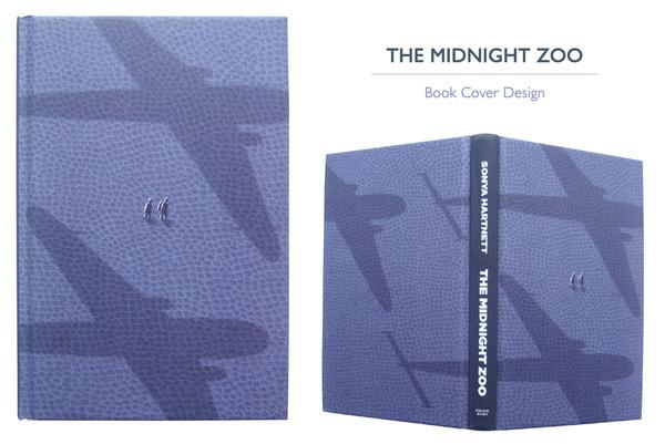 The Midnight Zoo : Jon McNaught #book