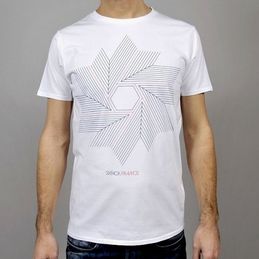 HUH. Magazine - Sixpack France Christmas Competition #sixpack #france #tshirt
