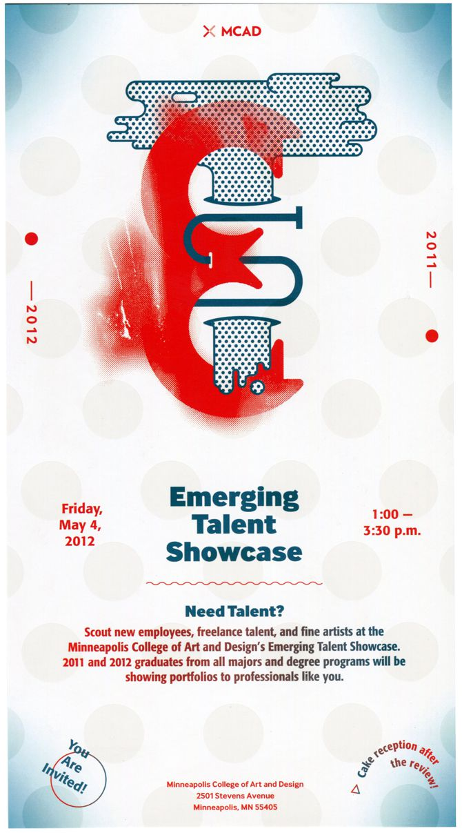 Emerging Talent Showcase