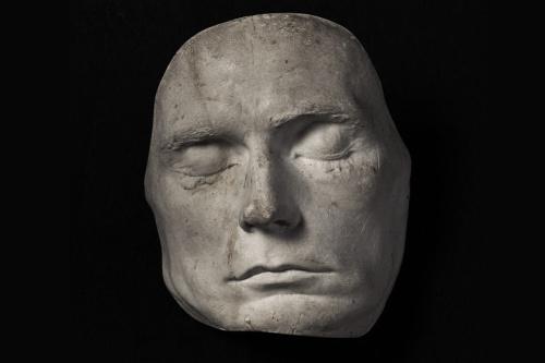 Egon Schiele's Death Mask