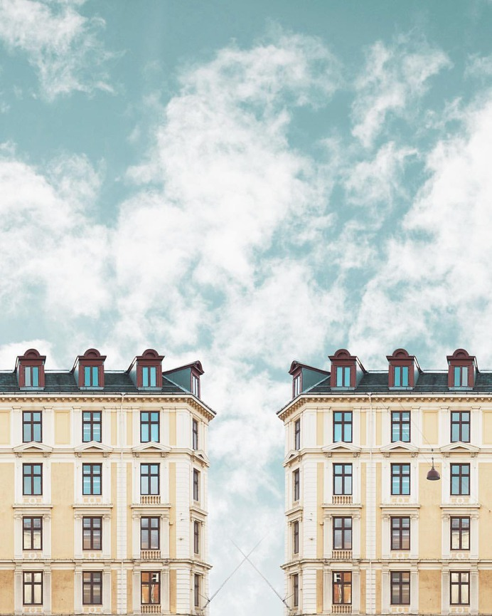 Copenhagen's Minimalist Architecture Photography by Simon Zarlang