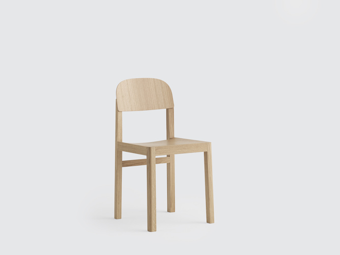 Workshop Chair by Cecilie Manz