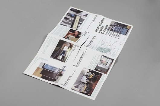 Collective Approach: Brand New Website | September Industry #print #folding #editorial #brochure