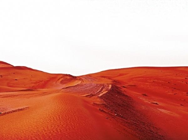 Red Landscape - Brendan Austin #photography