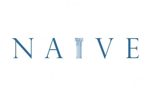 Design & Art Direction for Brands / John McHugh #logo #identity #classical #fashion #naive #greek #postmodern #neo #roman
