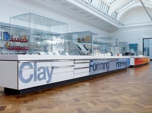 Ceramics Galleries: Basic Making | Cartlidge Levene #carlidge #ceramics #design #levene #exhibition #drawers #helvetica