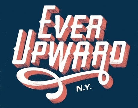 FFFFOUND! | grain edit · 50 and 50 / State Mottos Project #type #illustrative