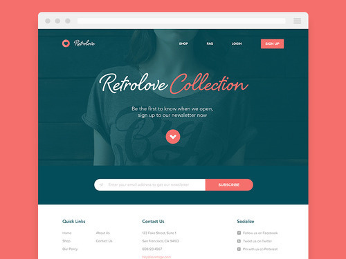 Mostly color palette #design #web