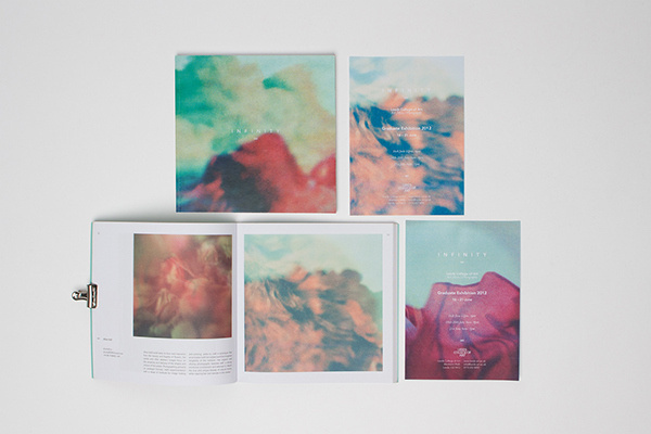 Infinity on Behance #yearbook #book #photography #poster #passport #layout #colour #editorial