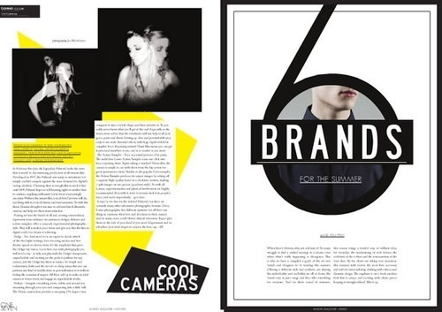 editorial layout #editorial #magazine