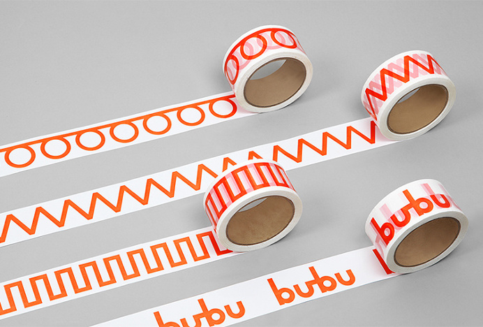 Bubu by BOB Design #tape