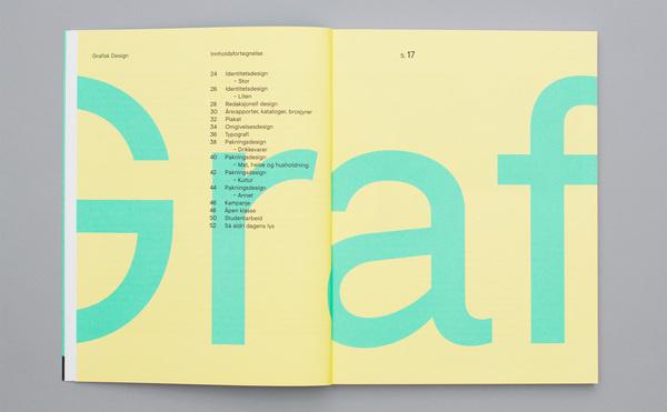 B+Y_Visueltkatalog04 #catalog #print #of #spread #contents #table #magazine