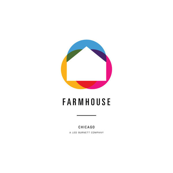 Farmhouse logo #logo