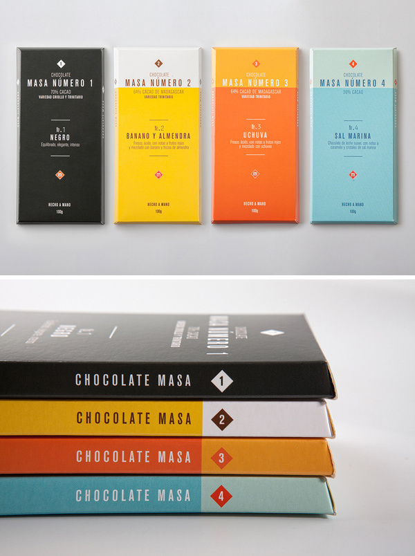 FörpackadBlogg om Förpackningsdesign, Förpackningar, Grafisk Design » Masa choklad CAP&Design Nordens största tidning för kreati #packaging #design #graphic #chocolate