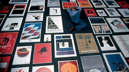 Saul Bass: A Life in Film & Design #bass #saul #design #graphic #illustration #poster #modernism