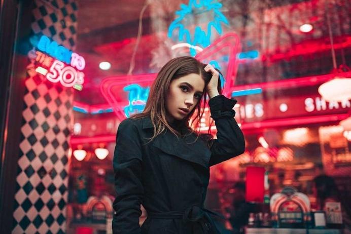 Vibrant Portrait Photography by Averyanov Kirill