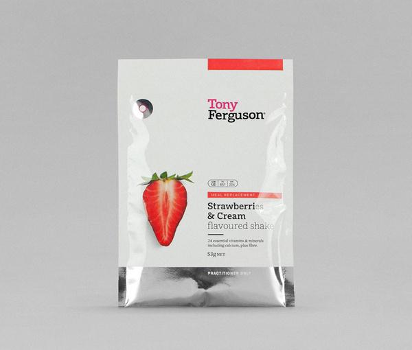 Crit* TonyFerguson The Dieline #packaging