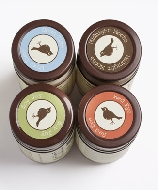 Carly Lane Design Portfolio | Cucu Coffee #packaging #organic #coffee #bird