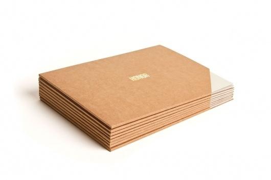 Honor Autumn/Winter 2011 | RoAndCo Studio #type #gold #emboss