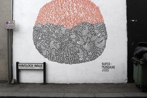Super Mundane | #supermundane #art #street