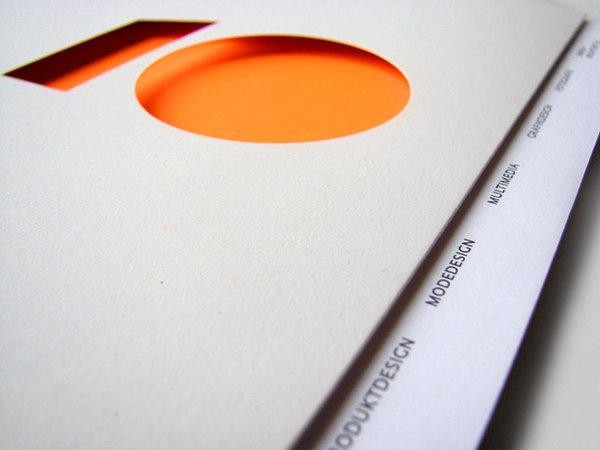 Abschlusskatalog 10 | Slanted Typo Weblog und Magazin #die #cut #identity #book