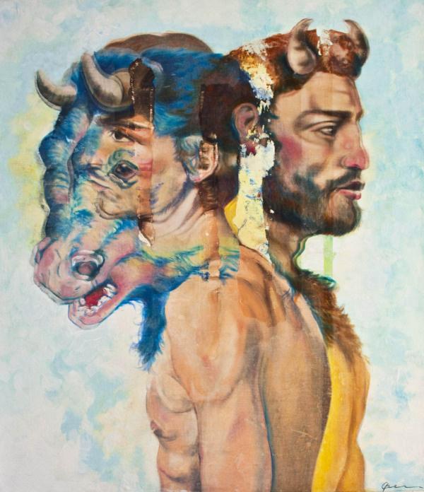 Pavel Gempler | PICDIT #artist #glitch #art #painting