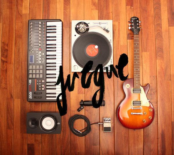 Beat Buffet #album #funk #design #graphic #buffet #cover #instruments #music #fan #beat #band