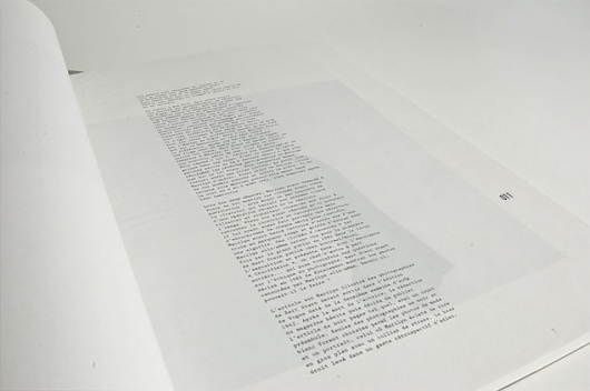 Caroline Aufort #print #design #graphic #publication #layout