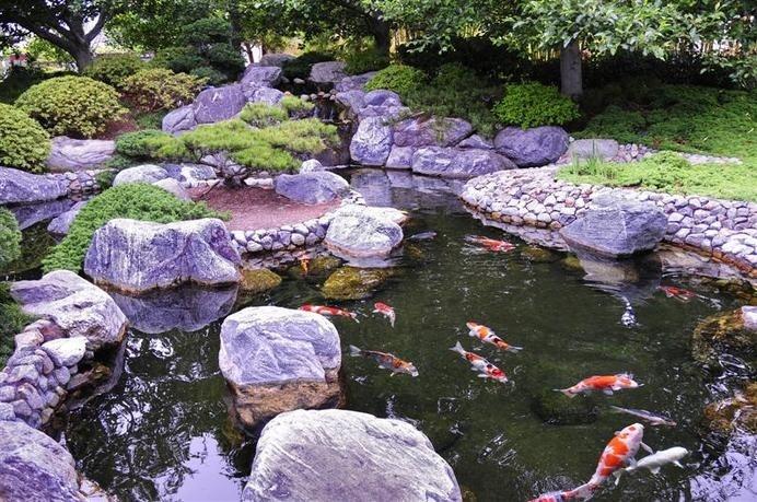 Japanese garden/ www.homeworlddesign.com #garden #japanese