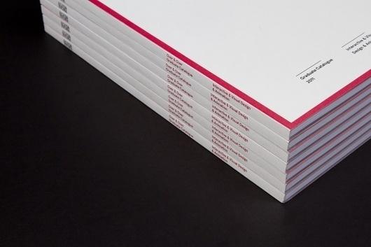 Portfolio of Luke Robertson   Over & Over #aperu #luke #design #graphic #book #robertson #catalogue #typography