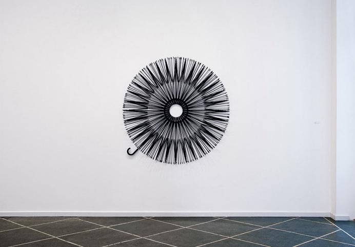 Installations by Şakir Gökçebağ
