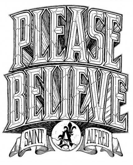 CUSTOM LETTERS, BEST OF 2010, DAY 1 — LetterCult #type #lettercult #lettering #logo