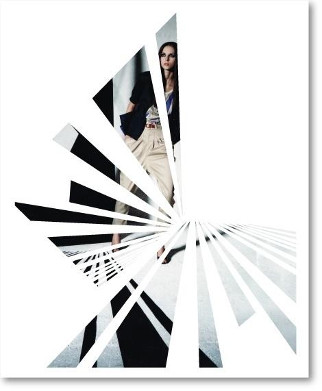 Brittique poster designs on the Behance Network #fashion #tom #walsh #brittique