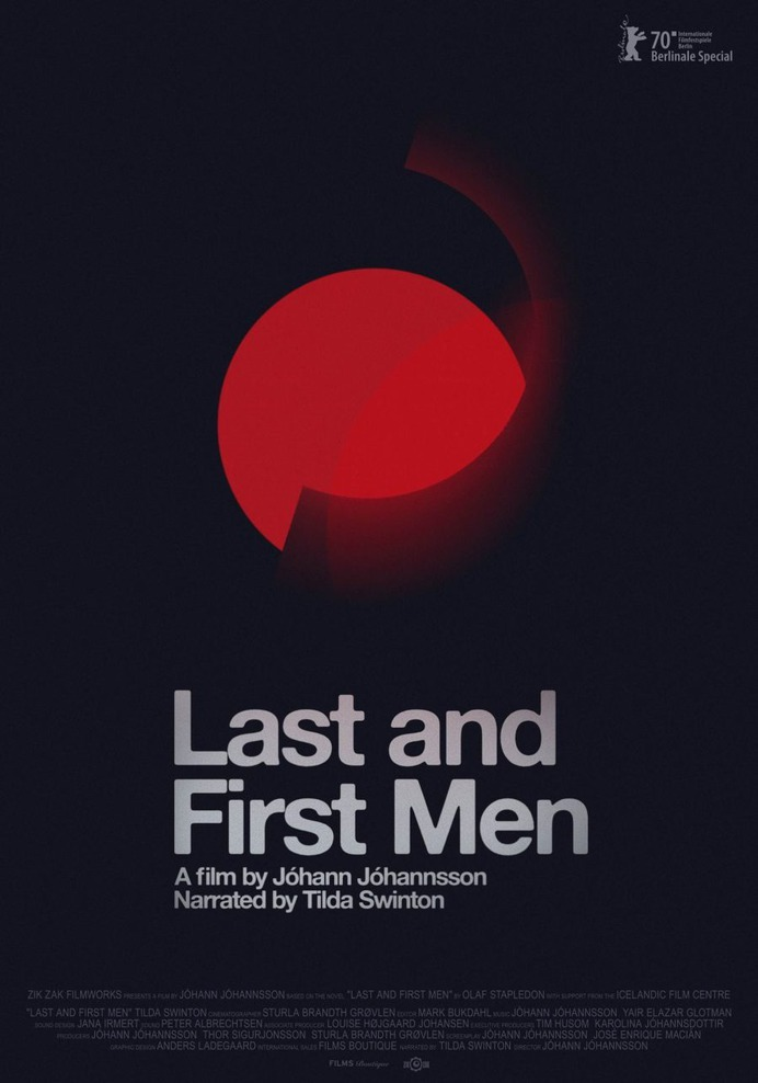 Extra Large Movie Poster Image for Last and First Men