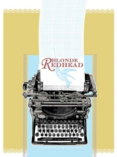 All sizes | DESIGNER: Pat Hamou | Flickr - Photo Sharing! #rock #design #graphic #poster