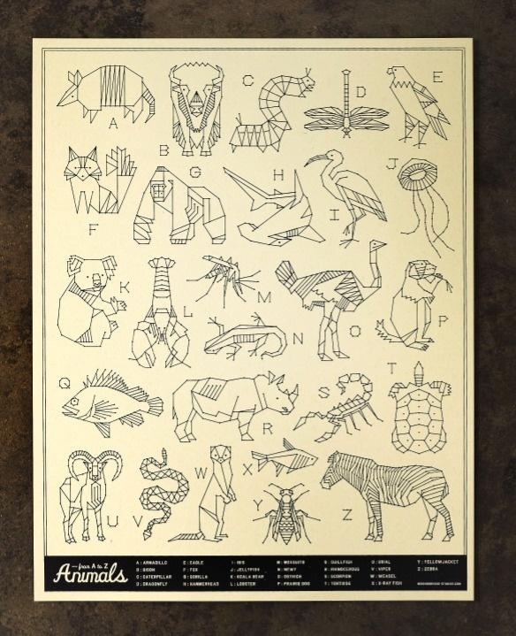 Neighborhood Studio ANIMALS #jinkins #curtis #illustration #animals #awesome