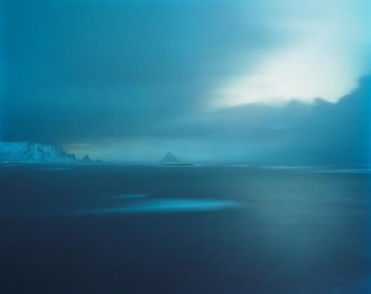 Dan Holdsworth | Fubiz™ #foggy #ice #sea #arctic