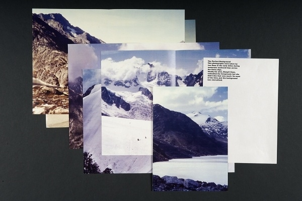 The Perfect Background : ANNA HAAS #background #mountains #book #perfect
