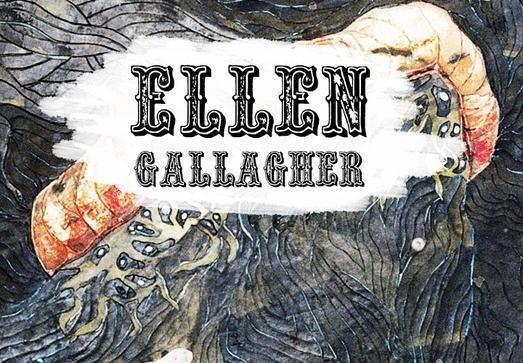 Don't Panic > Magazine > Ellen Gallagher | Arts #ellen #typography #poster #art #gallagher