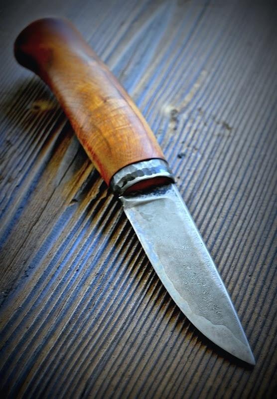 Sloyd. #wood #knife