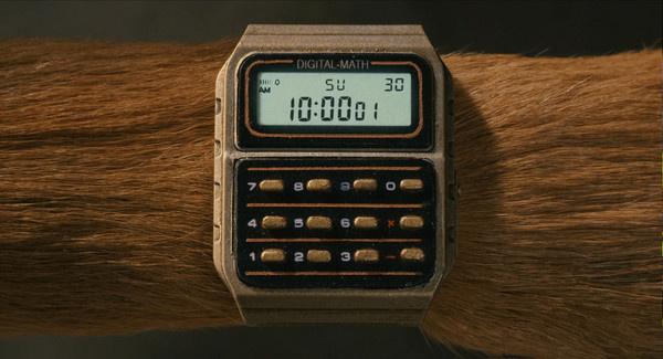 Watches in Fantastic Mr. Fox #animation #fox #watch #design #digital #time #film #fantastic #mr