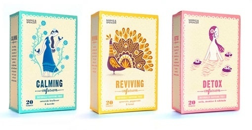 design work life » cataloging inspiration daily #packaging #illustration