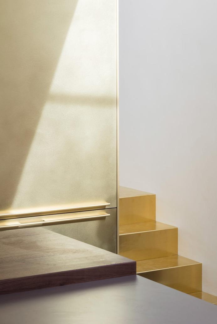 Brass House by Simon Astridge