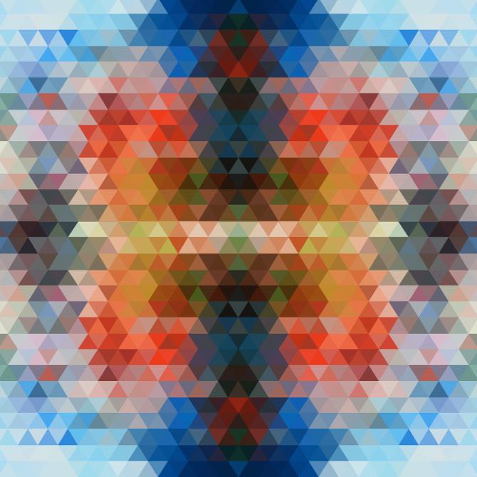 Pattern Collage - the portfolio of sallie harrison #pattern #geometric #colors #pantone #wallpaper #patterns