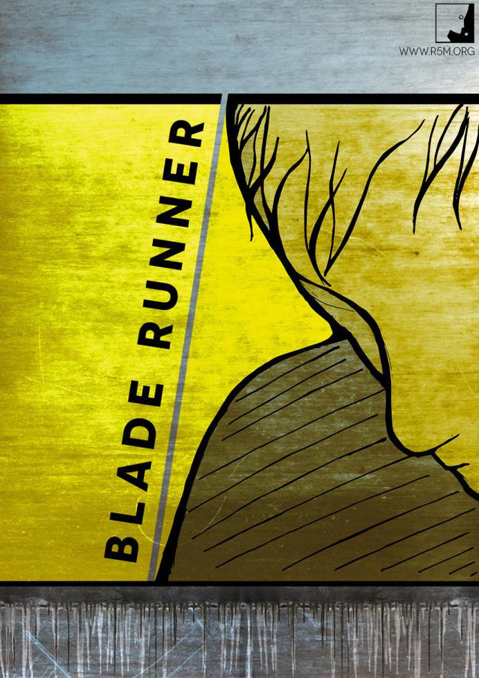 Blade Runner Poster #movie #blade #design #runner #poster #film