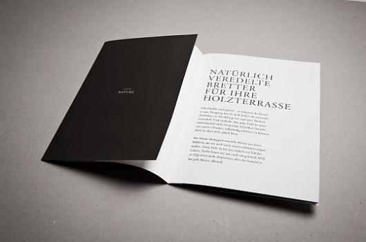 Mareiner Holz - corporate identity & design on the Behance Network #stationary #branding #print #logo #still #life